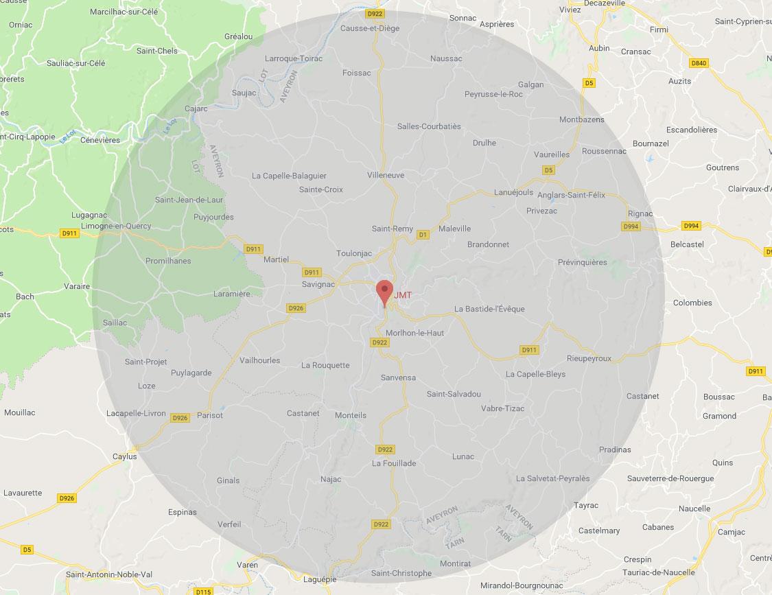 JMT Plombier Villefranche de Rouergue dépannage en chauffage, sanitaire et plomberie